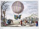 Important Dates in Gas Ballooning History